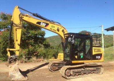 13 Tonne Excavator