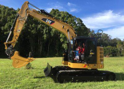 15 Tonne Excavator