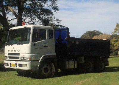 22.5 Tonne Tip Truck